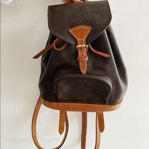 Louis Vuitton Montsouris Mini Backpack